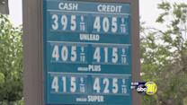 Gas prices this summer may not be as high