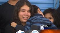 Grieving Family Members Plead For Justice in Shooting Death of Store Clerk