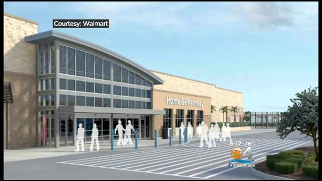 Walmart To Replace Hollywood Fashion Center
