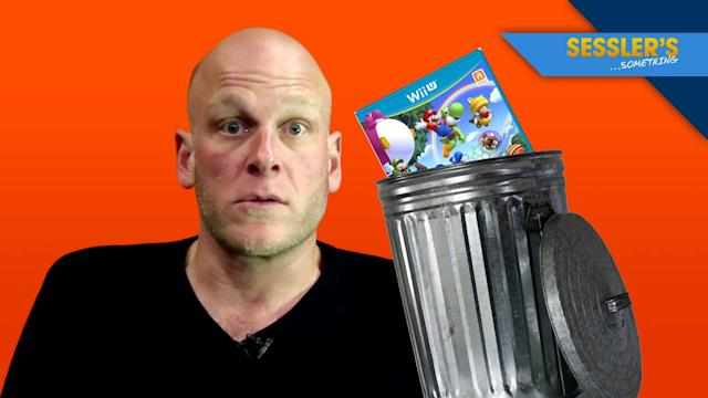 Tossing Away the Meaningless Past: Video Game Cases - Sessler's ...Something