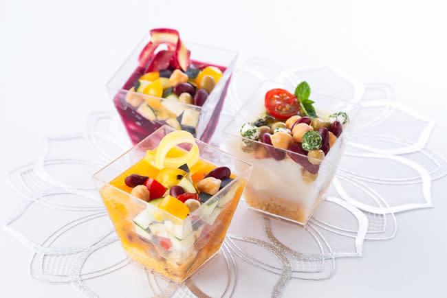 VegedecoSaladcafe食物