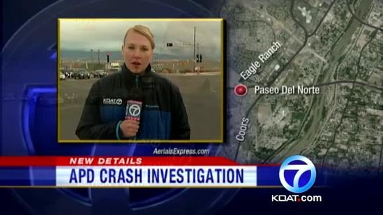 New details released in officer involved wreck