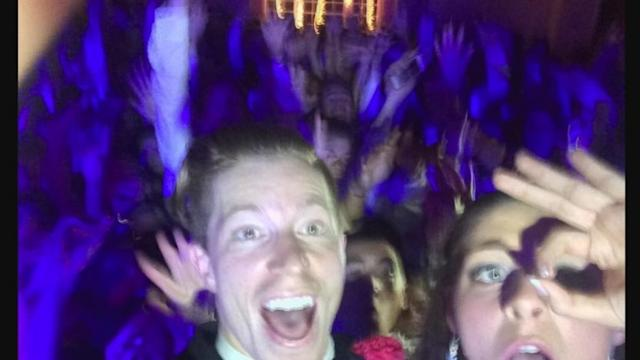 Shaun White Surprises Fan at High School Prom