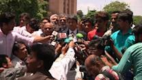 Court backs Musharraf exit request