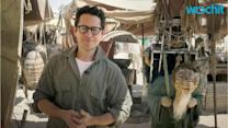 Star Wars Fans Send X-Wing Into Space To Get J.J. Abrams Attention