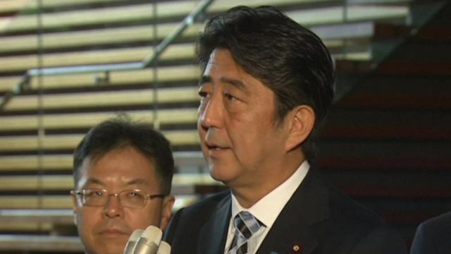 Leaky plant will be fixed in time for Olympics-Abe