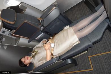 星宇航空新機開箱!商務艙可全平躺