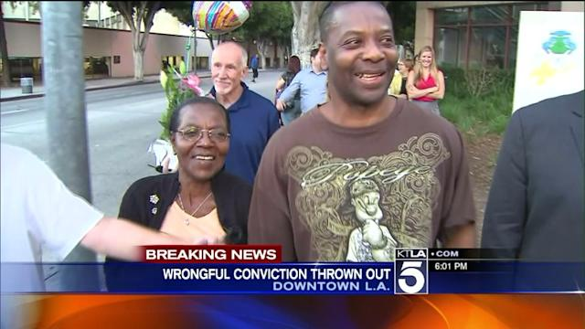 Conviction Overturned: Man Free After 34 Years in Prison for Murder