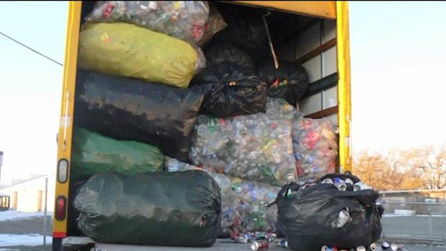 Illegal Recycling Ring Caught With Recyclables Worth $300,000