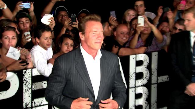 Arnold Schwarzenegger to Star in Terminator 5