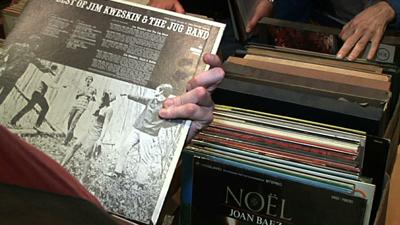 NYC Library Selling 22,000 Vinyl Records