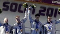 US Wins Bronze in 4-man Bobsled