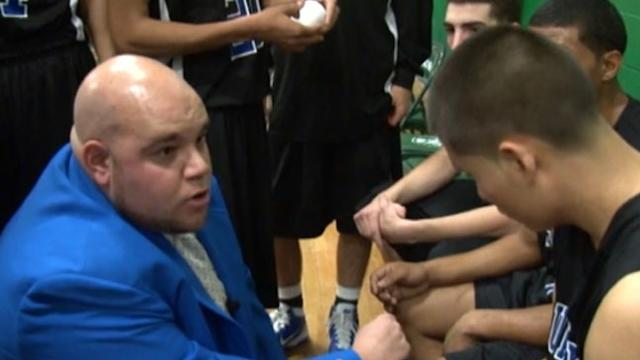 Yonkers Basketball Coach Reveals to Players He's Gay