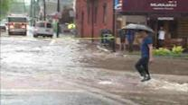 Downtown Nyack prone to flooding