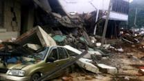 Earthquake in southeastern China kills over 350
