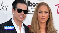Jennifer Lopez's Ex Shares Intimate Birthday Message