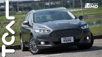 熟男風範 Ford Mondeo Wagon EcoBoost 240 新車試駕 - TCAR