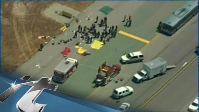 Asiana Airlines Breaking News: Asiana Airlines Jet Crash Lands in SF