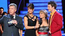 'Dancing With The Stars' elimination: Dorothy Hamill drops out due to spinal injury