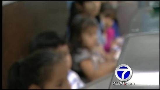 NM ranked highest in the nation for childhood hunger