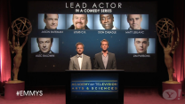 Lead Actor in a Comedy Series: 2013 Emmy Nominations