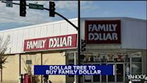 Dollar Tree to buy Family Dollar for $8.5B