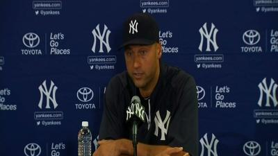 Jeter on Final Season: 'It's the Right Time'