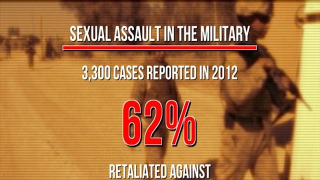 Breaking the Chain: Sen. Gillibrand's Mission to Change Military Policy on Sexual Assault