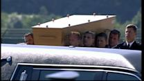 MH17 Victims' Bodies Arrive in the Netherlands