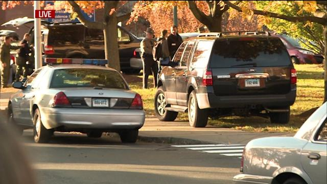 CCSU Lockdown Lifted After Suspected Man Carrying Gun Arrested