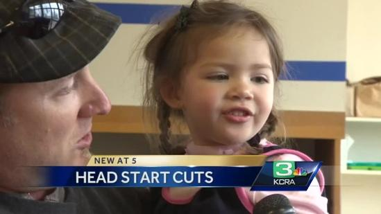 Head Start program loses contract