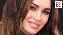 Megan Fox Rocks Some Seriously Tight Blue Jeans