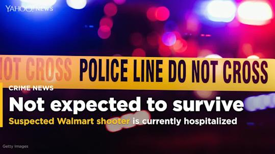 57b1287758a The Latest  Walmart shooting suspect not expected to survive