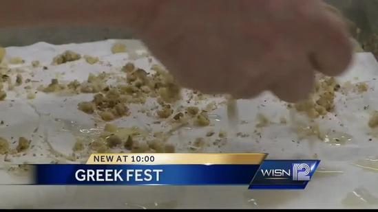 Made In Wisconsin: Sweet secret of Greek Fest