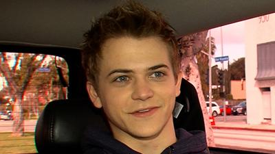 Hunter Hayes Feels 'Ready To Take On The World'
