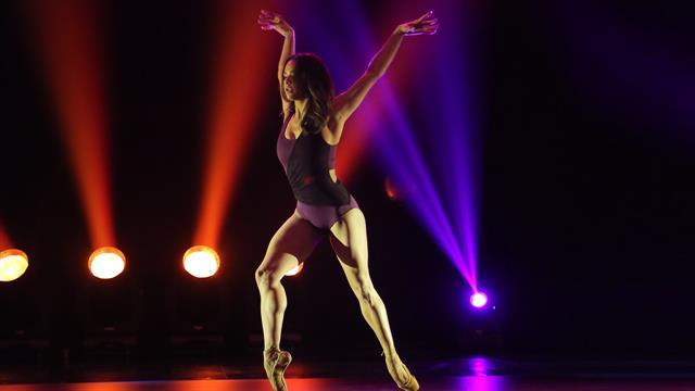 Misty Copeland Defies Physics In A Stunning Dance Performance
