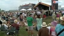 Day 1 of Jazz Fest 2013 is in the books