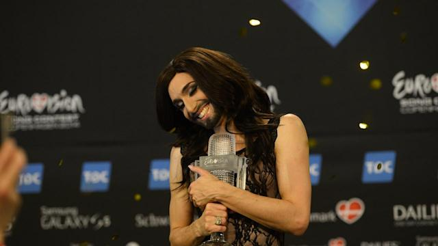 Conchita Wurst on Winning the Eurovision Song Contest