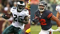 FFL - Which top 5 RB will decrease value?