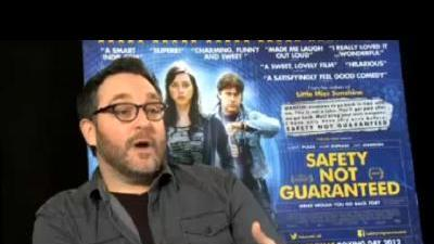 Safety Not Guaranteed - Director Interview