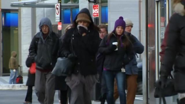 Deadly blast of Arctic air sends shivers through U.S.