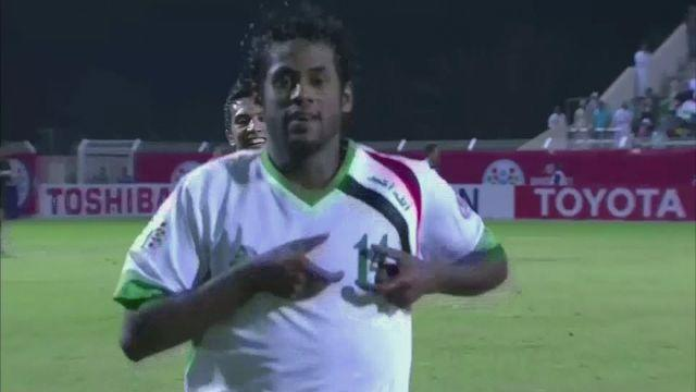 Iraq through to semifinals of Under 22 AFC Cup.