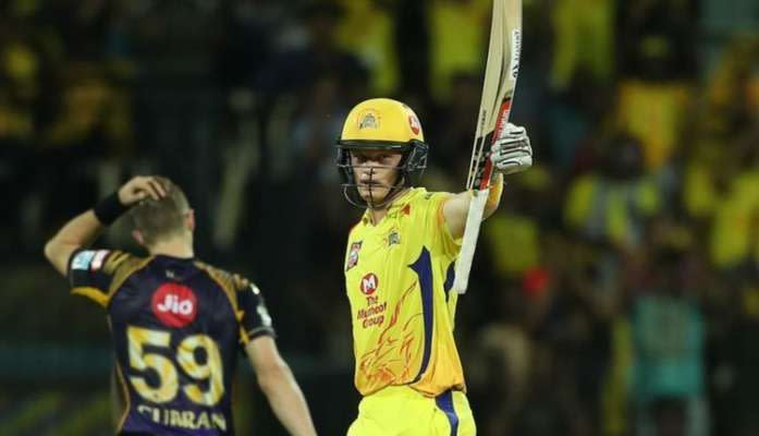 Billings celebrates his half-century against KKR