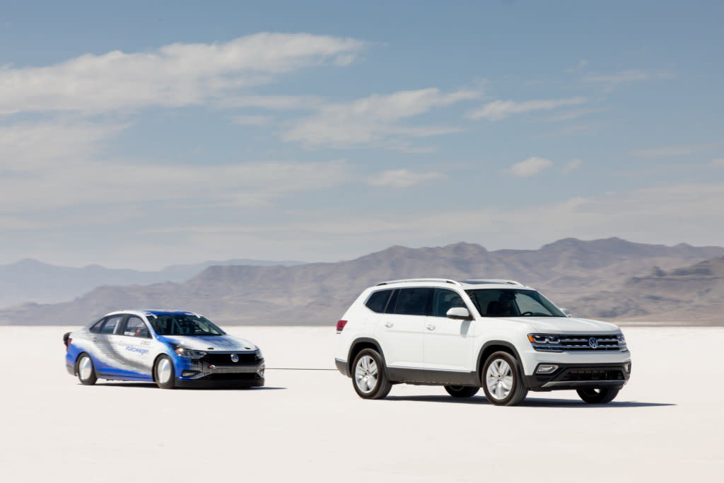 突破大眾觀感,VW Jetta突破SCTA紀錄達338 km/h