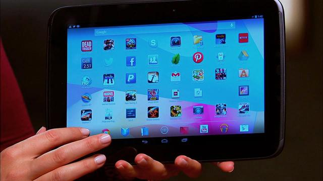 Unboxing Google's Nexus 10 tablet