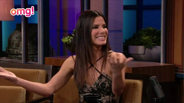 Sandra Bullock sparkles, even with a potty mouth!