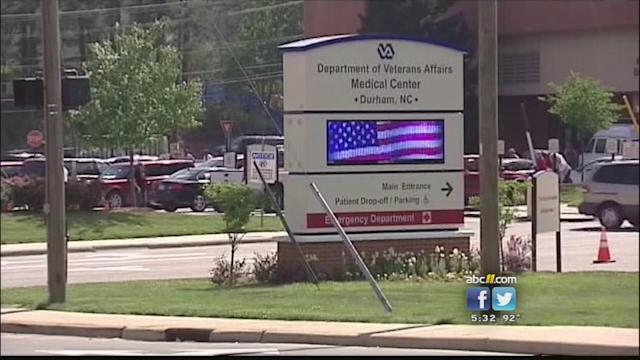 Local veteran shares her story about wait times at Durham VA hospital