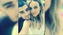 Zayn Malik's fiancee pushes him in the wrong direction?