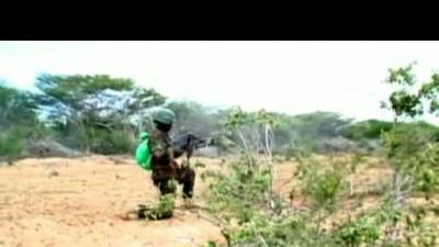The battle for control in Somalia
