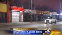 Gage Park auto shop owner shot dead in robbery